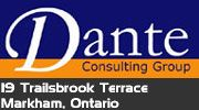 Dante Consulting Group
